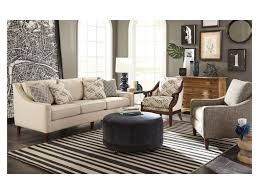 craftmaster 7696 casual sofa with curved front rail miskelly