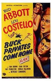 Buck Privates e Home