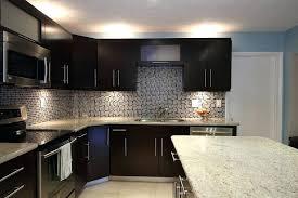 Cute Kitchen Decor Dark Cabinets Transform Apartment