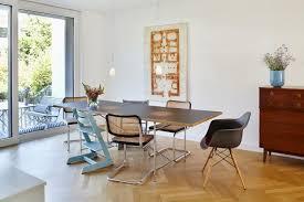 esszimmer mit design klassikern bild 4 schöner wohnen