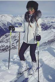 25 Cute Ski Outfits Ideas On Pinterest Clothes Winter Snow