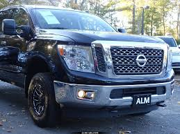 2018 Used Nissan Titan XD 4x4 Gas Crew Cab SV At ALM Roswell, GA ...