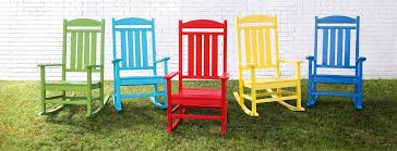 Outdoor Rocking Chairs - Cracker Barrel