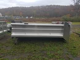 100 Godwin Truck Bodies Galion 11 Ft Stainless Steel Dump Body US Municipal