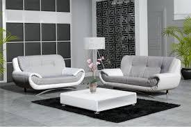 canapé gris design canape cuir gris canap cuir gris anthracite panoramique design