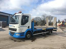 DAF Truck For Sale DAF LF45 7.5 Ton Truck From Ridgway Rentals