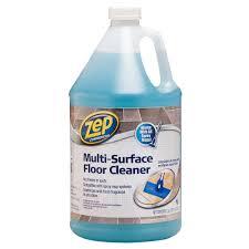zep 128 oz multi surface floor cleaner case of 4 zumsf128 the