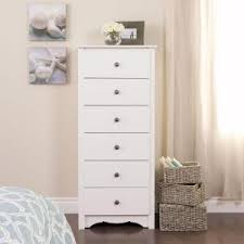 prepac monterey 6 drawer white dresser wdc 6330 k the home depot