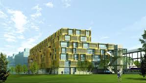 100 Utopia Residences For Artists And Researchers Paris FARSHID MOUSSAVI OBE