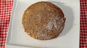 gesunder apfel möhren kuchen ohne zuckerzusatz