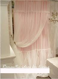 Pink Ruffle Curtains Uk by Pink Ruffle Curtains Uk Curtain Blog