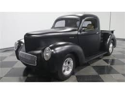 100 1941 Willys Truck Pickup For Sale ClassicCarscom CC1132969
