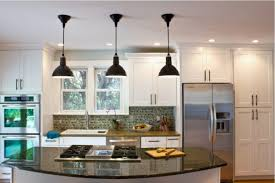 lighting kitchen with industrial pendant lighting for