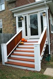 How To Build Wood Steps Prefab Outdoor Stairs Building Without ... Unique Inside Stair Designs Stairs Design Design Ideas Half Century Rancher Renovated Into Large Modern 2story Home Types Of How To Fit In Small Spiral For Es Staircase Build Indoor And Pictures Elegant With Contemporary Remarkable Best Idea Home Extrasoftus Wonderful Gallery Interior Spaces Saving Solutions Bathroom Personable Case Study 2017 Build Blog Compact The First Step Towards A Happy Tiny