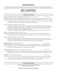 Sample Resume Of Project Manager Resumes For Management Coordinator