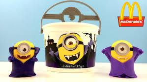 Mcdonalds Halloween Pails Ebay by Images Of Halloween Minions Halloween Ideas