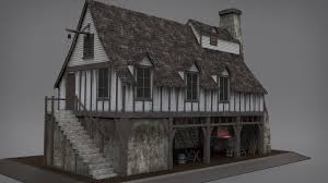 100 Sleepy Hollow House Tim Burtons Works In Progress Blender