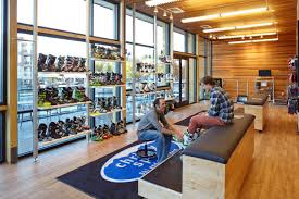 Christy Sports Ski Boots by Arch11 Designs Innovative Indoor Outdoor Retail Architecture