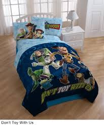 Buzz Lightyear Toddler Bed by Disney Toy Story Buzz Lightyear Woody Bedding Set Comforter Flat