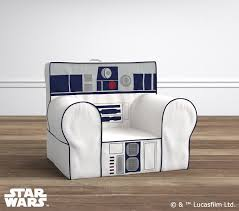 star wars r2 d2 anywhere chair slipcover only pottery barn kids