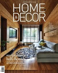100 Modern Interiors Magazine Home Decor Singapore August Edition Furniture Shop