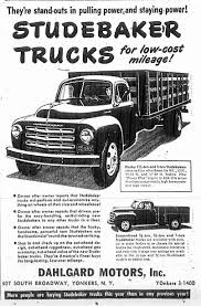 1949 Studebaker Truck Ad | Other | Pinterest