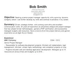 Free Examples Of Resume Objective Statements Together With General Statement Me