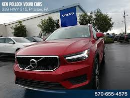 New 2019 Volvo XC40 Near Scranton At Ken Pollock Volvo Cars Serving ...