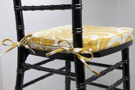 Chairs: How Beautiful Windsor Chair Cushions With Lovely Color And ...