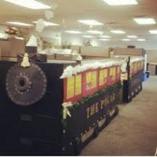 Office Cubicle Christmas Decorating Ideas by My Cubicle Decorated For Christmas Gonna Have To Do Something