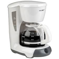 Mr Coffee 4 Cup Maker White