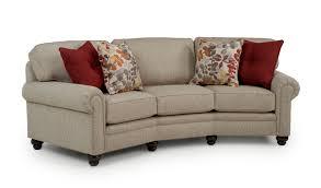 smith brothers sofa 393 curved sofa saugerties furniture