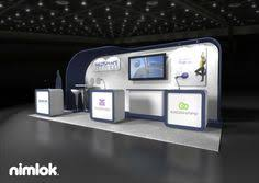 How We Built A Custom by Nimlok Designs Trade Show Booths And Retail Exhibits For Petedge