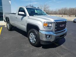 Used One-Owner 2018 GMC Sierra 2500HD SLE In Aurora, IL - Coffman GMC