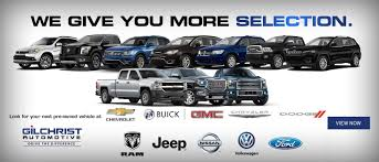Gilchrist Automotive New & Used Car Dealerships In Dallas-Fort Worth ... Patriot Truck Sales Dallas Tx New Car Models 2019 20 Frisco Chrysler Dodge Jeep Ram Texas Auto Dealer Used Vehicle Dealership Tx Silver Star Motors Company Builds Jeeps Trucks That Will Destroy Every Other Dfw Camper Corral Home Page Adc Dealership In Inventory Cventional Cabchassis Van Trucks 2018 Toyota Tundra Sr 46l V8 Vin 5tfrm5f18jx131663 Lifted Diesel Luxury Cars Brogs Service Addison Texaspreowned Autos Txpreviously Owned Starwood