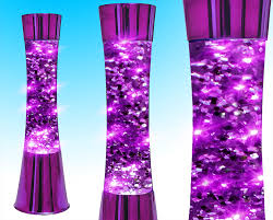 details about giant 27 inch rocket lava grande lamp red purple