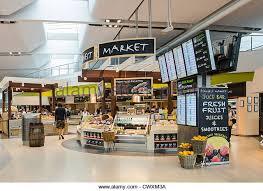 bureau de change dublin airport airport cafes stock photos airport cafes stock images alamy