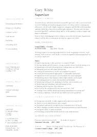 Customer Service Call Center Resume Best Of New Supervisor Unique Great Examples