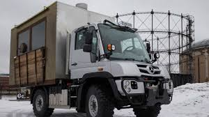 Mercedes Unimog Ini Jadi Food Truck Terkeren Di Finlandia Argo Truck Mercedesbenz Unimog U1300l Mercedes Roadrailer Goes From To Diesel Locomotive Just A Car Guy 1966 Flatbed Tow Truck With An Innovative The Trend Legends U4000 Palfinger Pk6500a Crane 4x4 Listed 1971 Mercedesbenz S 4041 Motor 1983 1300 Fire For Sale On Bat Auctions Extra Cab U1750 Unidan Filemercedes Benz Military Truckjpg Wikimedia Commons New Corners Like Its On Rails Aigner Trucks U5000 Review