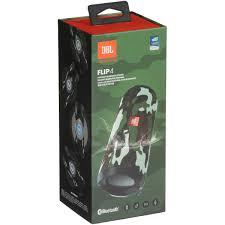 Jbl Flip 4 Black Bluetooth Speaker - Walmart.com
