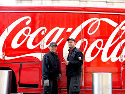 A Day In The Life Of A Coca-Cola Delivery Truck Driver In NYC ...