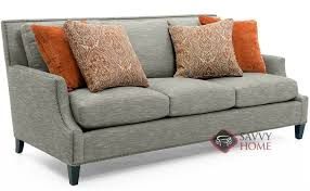 Bernhardt Cantor Sofa Dimensions by Quick Ship Crawford By Bernhardt Fabric Studio Sofa In By