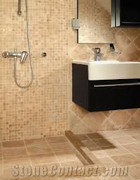 cosy travertine bathroom wall tiles for your home design ideas