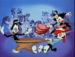 Animaniacs Hooked On A Ceiling Online by Animaniacs E 50 Twas The Day Before Christmas Jingle Boo