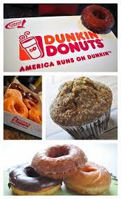 Pumpkin Muffin Dunkin Donuts Recipe by Restaurant Review U0026 Giveaway Dunkin U0027 Donuts