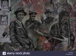 Joe Strummer Mural New York City by Graffiti Mural Guitar Stock Photos U0026 Graffiti Mural Guitar Stock