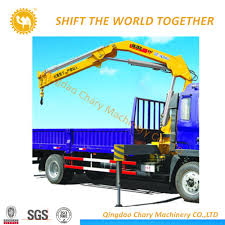 China Sq14zk4q New 14 Ton Flatbed Boom Truck For Sale Photos ...