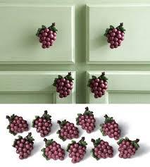 Set Of 10 Grapevine Cabinet Drawer Pulls Wine Themed KitchenBistro KitchenGrape Kitchen DecorWine