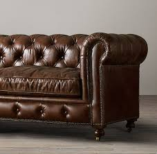 Restoration Hardware Petite Lancaster Sofa by 72