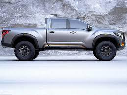 Nissan Titan Warrior Concept (2016) - Picture 10 Of 79